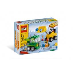 фото Конструктор LEGO Строим дороги