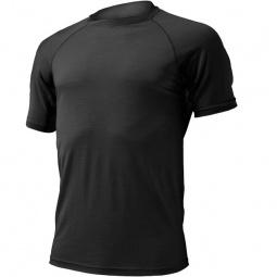 фото Футболка мужская спортивная Lasting Quido. Цвет: черный. Размер: XL