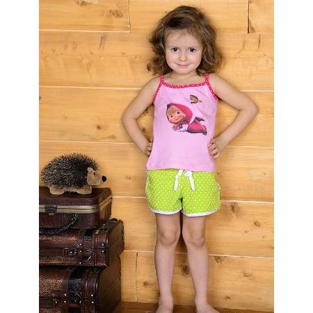 Купить Майка для девочек Detiland SS14-CVV-GTP-452. Цвет: розовый