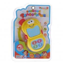 фото Телефон игрушечный Zhorya «Веселый телефончик»