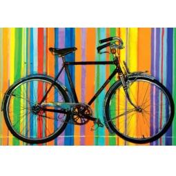 фото Пазл 1000 элементов Heye «Велосипедисты»