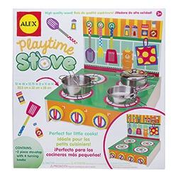 фото Плита кухонная игрушечная Alex 704