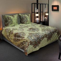 фото Комплект постельного белья Amore Mio Decor. Naturel. 1,5-спальный