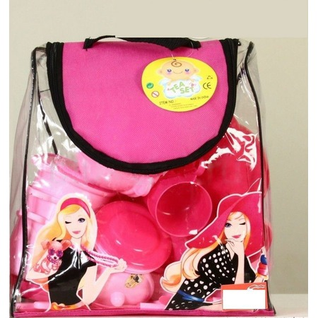Купить Набор игровой для девочек «Посуда в рюкзачке» 1717174