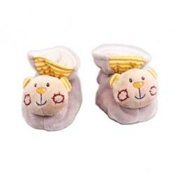 Купить Тапочки-игрушка Жирафики «Мишки»