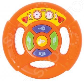 фото Игрушка музыкальная Мир детства «Руль», Музыкальные игрушки для малышей