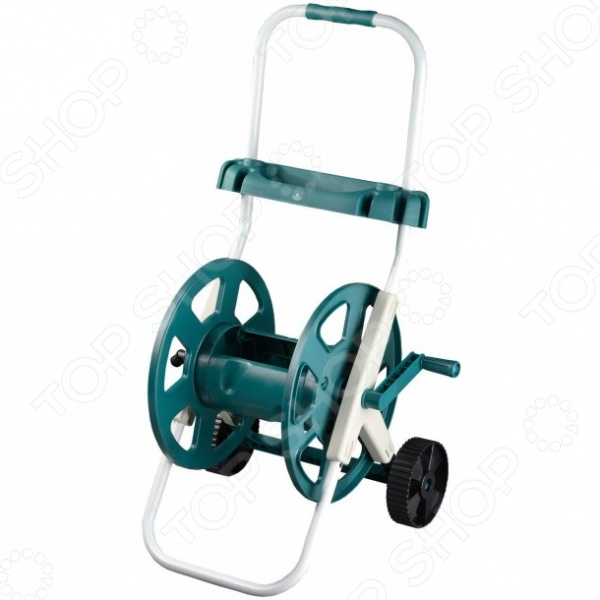 Катушка для шланга на колесах Raco 4260-55/584