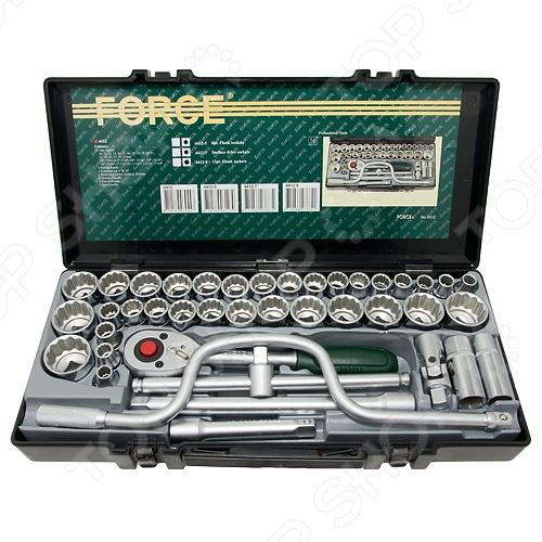 Набор с торцевыми головками Force F-4412-5