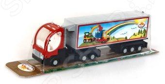 Машинка игрушечная Форма «Автофургон ДБ» игрушечная техника и автомобили rastar 43000 1 14 lp700 4 rc roadstar