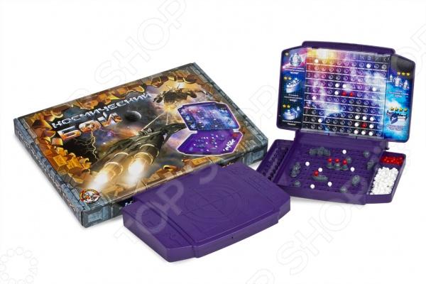 Игра настольная Десятое королевство «Космический бой-1» настольные игры десятое королевство игра космический бой 1