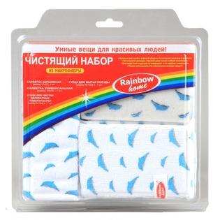 Купить Набор для уборки Rainbow home «Дельфин»
