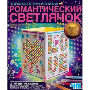 Купить Набор для изобретателей 4M «Романтический светлячок»
