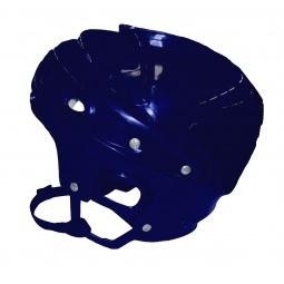 фото Шлем хоккейный ATEMI «Мега». Цвет: синий