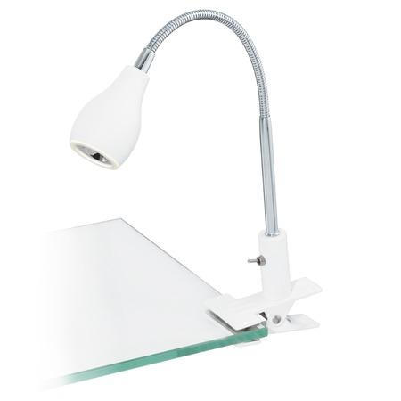 Купить Настольная лампа офисная светодиодная на прищепке Eglo Naira 1 92912