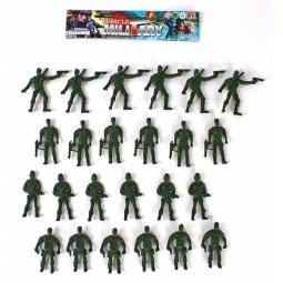 фото Набор фигурок игровой Shantou Gepai «Армия» 5010-21