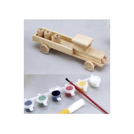 Купить Набор для моделирования Mapacha «Грузовик с красками»