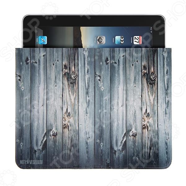Чехол для iPad Mitya Veselkov «Дверь»Защитные чехлы для планшетов iPad<br>Чехол для iPad Mitya Veselkov Дверь обладает современным оригинальным дизайном, удобен в использовании и приятен на ощупь. Предназначен для тех, кто не представляет жизни без цифровых устройств. Позволяет защитить ваш iPad от повреждений и царапин. Легкая конструкция обеспечивает удобство переноски и беспрепятственный доступ к планшету в любой момент времени.<br>