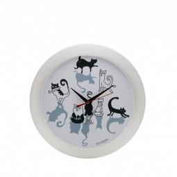 фото Часы настенные Mitya Veselkov «Кошки и коты»