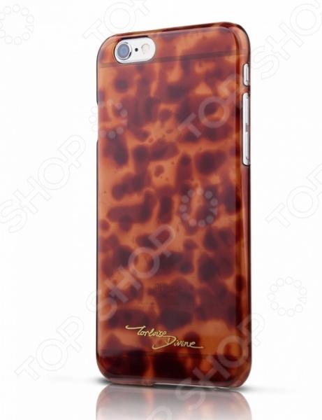 Чехол для iPhone 6 Plus ITSKINS Tortoise DivineЗащитные чехлы для iPhone<br>Чехол для iPhone 6 Plus ITSKINS Tortoise Divine стильная и надежная защита вашего смартфона от нежелательных царапин, сколов, потертостей, пыли и грязи. Благодаря удачному сочетанию высококачественных материалов, чехол приобретает матовую текстуру, легкость и удивительную тонкость. Он точно повторяет дизайн и форму вашего смартфона, поэтому не увеличивает его ни в весе, ни в объеме. С качественным и надежным протектором выронить устройство больше не опасно, поэтому смело берите ваш любимый телефон с собой на отдых, в поездки или в туристические походы. Форма и дизайн чехла для iPhone 6 Plus ITSKINS Tortoise Divinene для разработан специально для вашего телефона. В нем предусмотрены все необходимые вырезы и отверстия для нормального функционирования устройства. Вам не придется снимать защиту каждый раз, как понадобится зарядить гаджет, синхронизировать его с другими устройствами или просто сделать впечатляющий снимок. Приятная, не скользящая фактура чехла обеспечивает комфортные прикосновения, поэтому вы просто не захотите выпускать свой гаджет из рук. Универсальный и роскошный дизайн будет всегда оставаться актуальным независимо от новых веяний моды.<br>