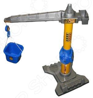 Кран игрушечный Нордпласт «Кран Орион» вставка для теплицы из оцинк трубы орион воля 2м