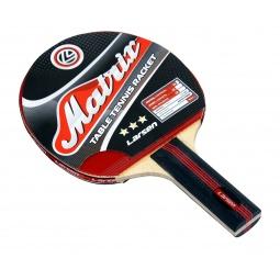 фото Ракетка для настольного тенниса Larsen MATRIX с прямой ручкой