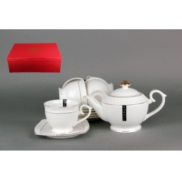 Купить Чайный набор Коралл CРТ0111-А «Снежная королева»