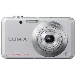 фото Фотокамера цифровая Panasonic DMC-FS28EE-S