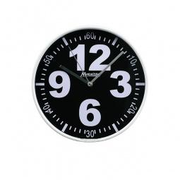 фото Часы настенные Marmiton «Большие цифры». Цвет: черный