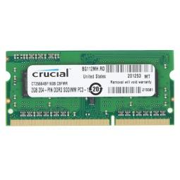 Купить Память оперативная Crucial CT25664BF160B