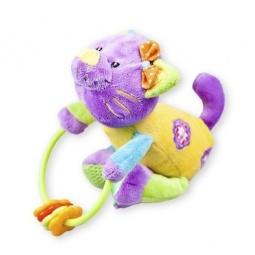 Купить Игрушка развивающая Жирафики «Кошка-погремушка»
