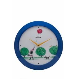 фото Часы настенные Mitya Veselkov «Праздничный день»