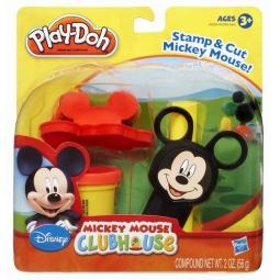 фото Набор пластилина Play-Doh Микки Маус. В ассортименте
