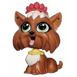 фото Игрушка-зверюшка Hasbro Littlest PetShop «Собачка Терри Боуман»