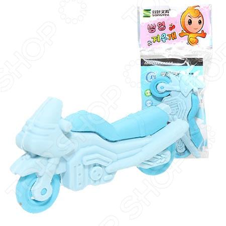 Ластик-игрушка Beifa «Мотоциклы». В ассортименте