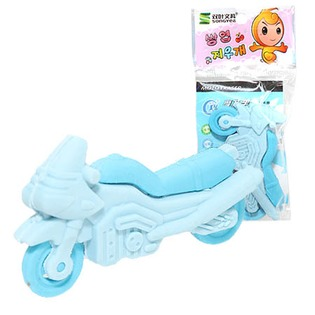 Купить Ластик-игрушка Beifa «Мотоциклы». В ассортименте