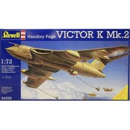 фото Сборная модель бомбардировщика Revell 04326R «Хэндли Пейдж Виктор К2»