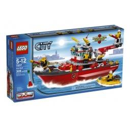 фото Конструктор LEGO Пожарный катер