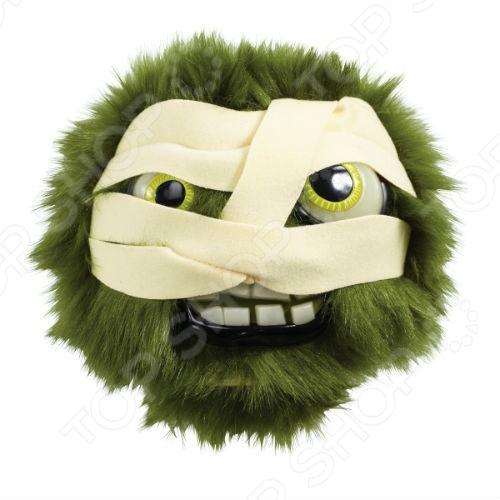 Мягкая игрушка интерактивная Vivid Лохматыш-монстрик мягкая игрушка интерактивная woody o time лошадка непоседа