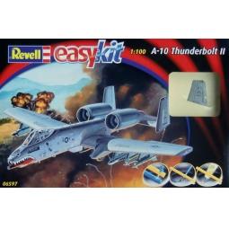 Купить Сборная модель штурмовика Revell A-10 «Thunderbolt» II