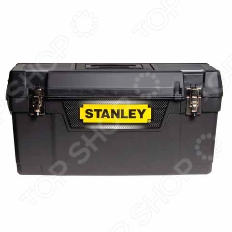 Ящик для инструментов Stanley 1-94-857 ящик для инструмента с металлическими замками 16 175х210х410мм stels россия 90711