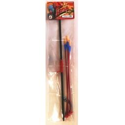 фото Оружие игрушечное Кроха Лук и стрелы Богатырь