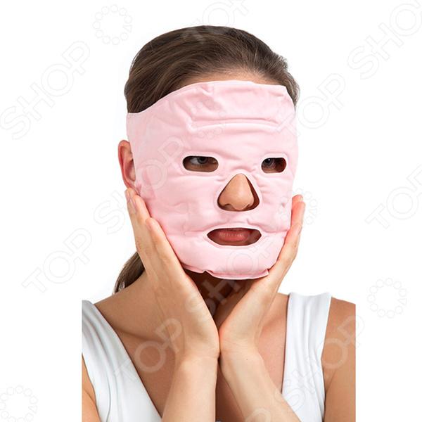 Маска для лица турмалиновая с магнитами Ruges «Клео»Ежедневный уход<br>Маска для лица турмалиновая с магнитами Ruges Клео средство, которое эффективно ухаживает за кожей в домашних условиях. Маска обладает массажным и косметическим эффектом, замедляет старение кожи и устраняет мимические морщины. Перед применением средства рекомендуется тщательно очистить лицо при необходимости, можно нанести увлажняющий крем или сыворотку . Следующий шаг размещение маски. Магниты должны быть расположен ближе к коже, а не к внешней стороне. Прорези для глаз, рта и носа должны находиться на соответствующих местах. Далее следует закрепить изделие при помощи липучек. Во время использования маски лучше всего прилечь и максимально расслабиться. После окончания процедуры кожу не нужно ополаскивать, максимум протереть салфеткой, если вы ощущаете какой-либо дискомфорт. Частота проведения сеансов: 10-20 минут, 1 раз в день, 2-3 раза в неделю в течение месяца. Рекомендуется после каждой процедуры очищать маску слабым соляным раствором, сушить без нагревательных элементов и избегать сильного нажима на изделие, чтобы не нарушить его целостность.<br>