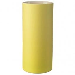 фото Ваза средняя Asa Selection Noma. Цвет: желтый