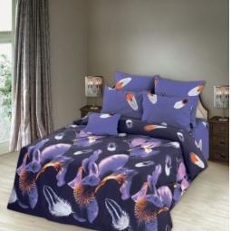 фото Комплект постельного белья Романтика «Магия ночи». 1,5-спальный
