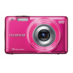 фото Фотокамера цифровая Fujifilm FinePix JX500. Цвет: розовый