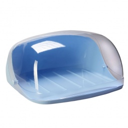 фото Хлебница большая IDEA М 1181. Цвет: голубой