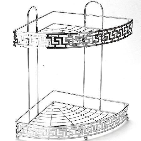 Купить Полка угловая для ванной Mayer&Boch MB-22025