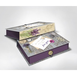 фото Шкатулка-коробка подарочная Феникс-Презент «Ретро»