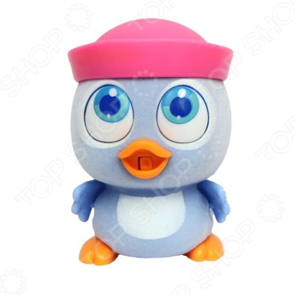 Игрушка интерактивная Brix'n Clix «Пингвиненок в шляпе»