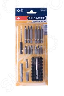 Набор насадок-отверток Brigadier 39301, 18 шт. цены